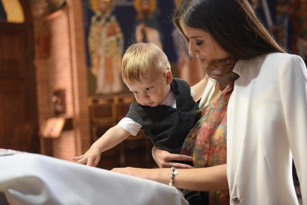 Fotografisanje krštenja
